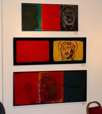 Exhibition Jan - Feb 2005